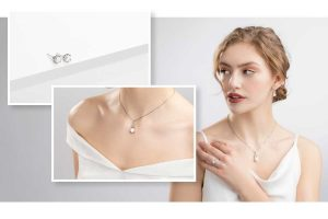 Pearl Bridal Jewellery Set